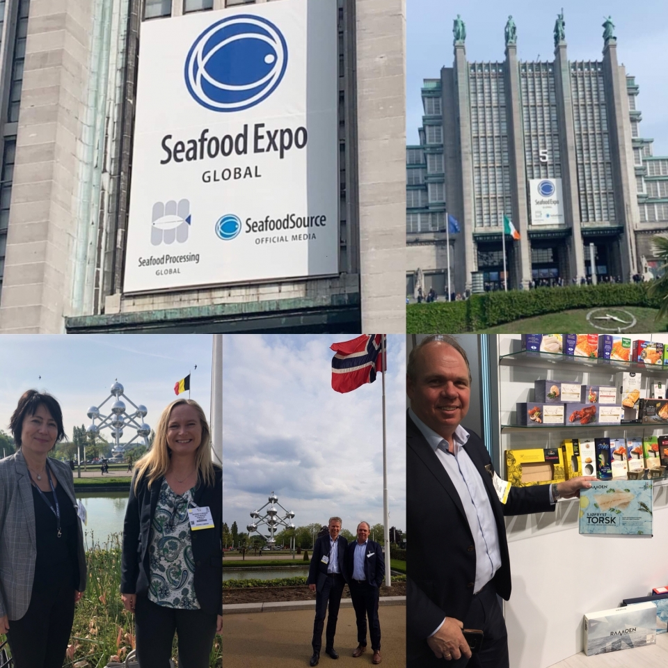 Brussels Seafood Show 2019